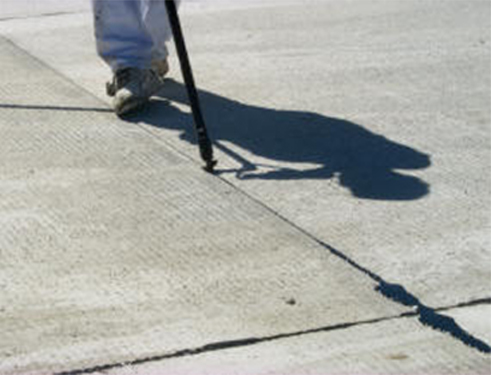 joining pointing workmen tools concrete