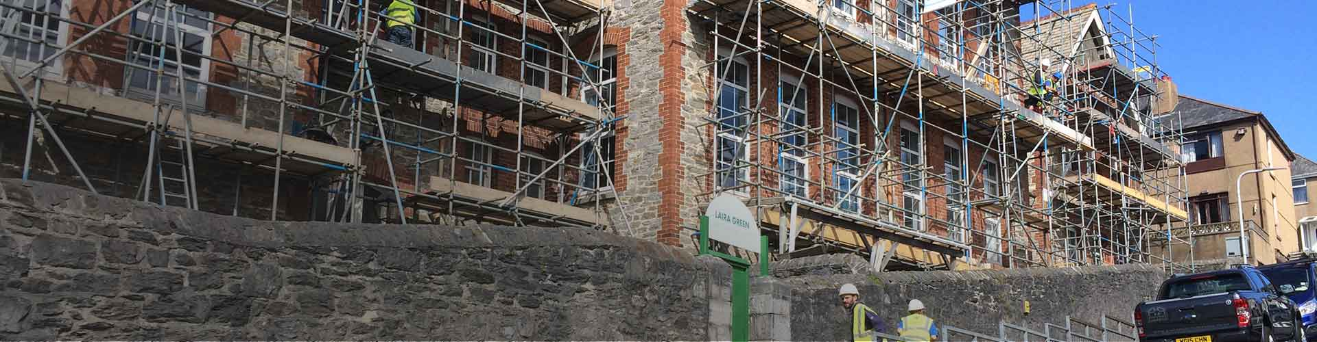 laria green scaffold projects A&A concrete repairs