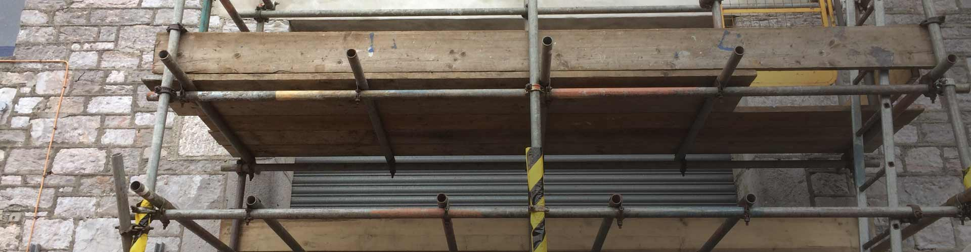 concrete repairs scaffolding a&a ashton